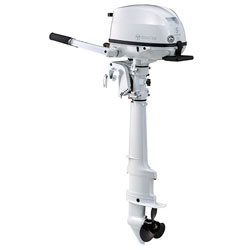Tohatsu 5 HP 4-Stroke Propane Outboard Motor (MFS5DLPGSPROUL Sailpro) 2021