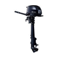 Tohatsu 6 HP 4-Stroke Outboard Motor (MFS6DL SailPro)