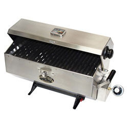 Dickinson Marine Sea-B-Que Large Propane Gas BBQ Grill