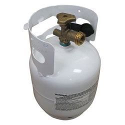 Trident LPG Propane Gas Cylinder - 5 lbs