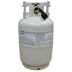 Trident LPG Propane Gas Cylinder - 11 lbs