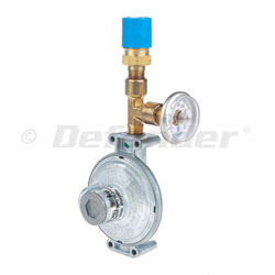 Trident Marine LPG Propane Gas Regulator (1200-1411)