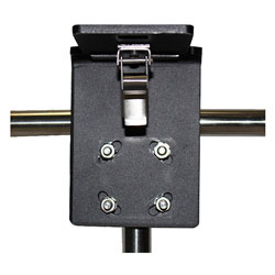 Dickinson Marine Universal Rail Mount for BBQ Grills