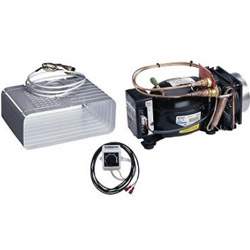 Isotherm 2501 Compact Classic Air Cooled Refrigeration Component System