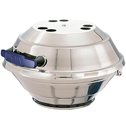 Magma Marine Kettle Propane Gas BBQ Grill, Party Size