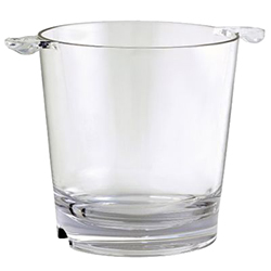 Strahl  Clear Ice Bucket