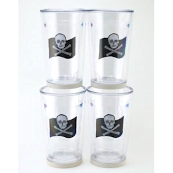 Galleyware Newport Double Insulated Tumbler Set