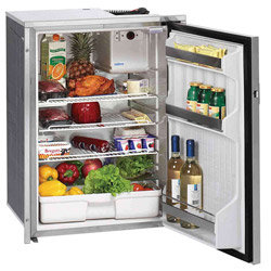 Isotherm Cruise CR 130 Drink Stainless Steel (INOX) Refrigerator