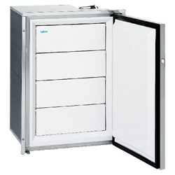 Isotherm Cruise CR 90 F Stainless Steel (INOX) Freezer