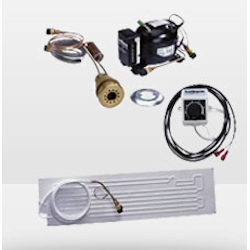 Isotherm 2554 Compact Classic Water Cooled Refrigeration Component System