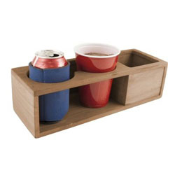 SeaTeak Two Drink Holder Rack (62616)