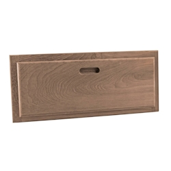 SeaTeak Drawer / Door Front With Frame