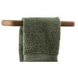 SeaTeak Towel Bar