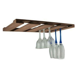 SeaTeak Wine Glass Rack