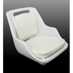 Todd Jupiter Helm Seat with Cushions