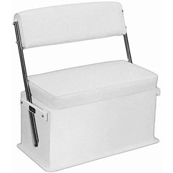 Todd Swingback Cooler / Livewell Boat Seat