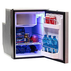 Isotherm Cruise 49 Elegance Refrigerator / Freezer - 1.75 cu ft, Silver