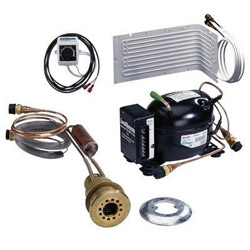 Isotherm 2050 SP Water Cooled Refrigeration Component System