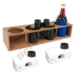 SeaTeak Drink Four Holder Rack