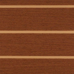 Lonseal IMO Lonmarine Wood Marine Flooring - Mahogany & Holly