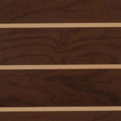 Lonseal IMO Lonmarine Wood Marine Flooring - Walnut & Holly