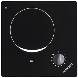 Force 10 Tobago 1-Burner Ceramic Glass Electric Cooktop