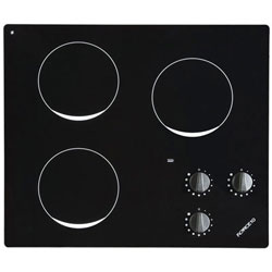 Force 10 Trinidad 3-Burner Ceramic Glass Electric Cooktop
