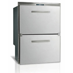 Vitrifrigo DW180  SeaDrawer (2) Drawer Refrigerator / Freezer with Ice Maker