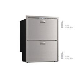 Vitrifrigo DW180 SeaDrawer (2) Drawer Freezer with Ice Maker