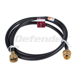 Trident Marine LPG Propane Gas High Pressure Grill Connection Hose (42421-72)