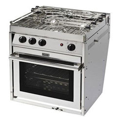 : Galley : Stoves / Ovens : Fixed Propane Gas Stoves / Ovens