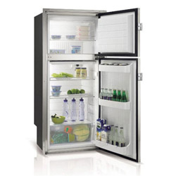 Vitrifrigo Sea Steel DP2600iXAC Refrigerator / Freezer - 8.1 cu ft