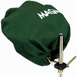 Magma Marine Kettle BBQ Grill Cover - Forest Green - Party Size (17