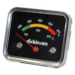 Dickinson Marine BBQ Grill Replacement Thermometer