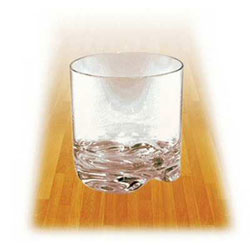 Galleyware Acrylic Rocks Tumbler