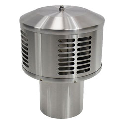 Dickinson Marine  DP Style Flue Pipe Exhaust Cap