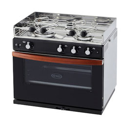 ENO Gascogne 3-Burner Propane Gas Stove With Oven