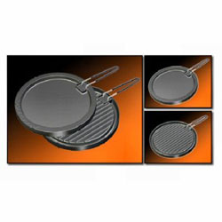 Magma Two-Sided, Non-Stick Round BBQ Grill Griddle