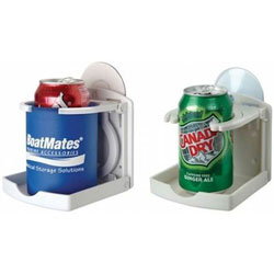 BoatMates Single Folding Drink Holder