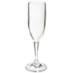 Galleyware Acrylic Champagne Flute