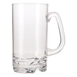 Galleyware Acrylic Beer Stein