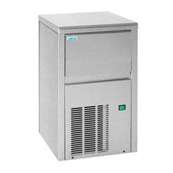 "Isotherm ""Clear Ice"" Ice Maker, Stainless Steel Finish, 115 Volt AC"