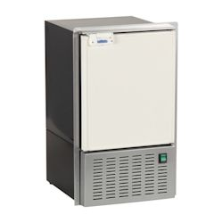 "Isotherm ""White Ice""  Ice Maker, White Finish"