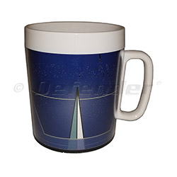 Insulated Hot / Cold Drink Mug - Blemished Design