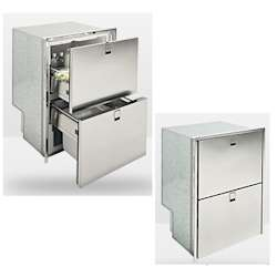 Isotherm Drawer Dr 160 Light Stainless Steel Inox Fridge