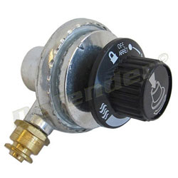 Kuuma Twist-Lock Regulator (58357)