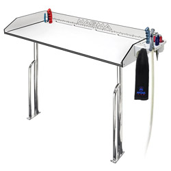 Magma 48 tournament series fish cleaning station for Homemade fish cleaning table
