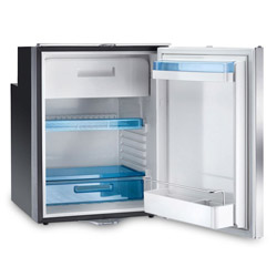 Dometic CRX-1080S Refrigerator with Removable Freezer - Stainless Steel
