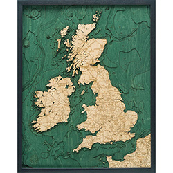 Wood Chart United Kingdom