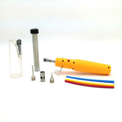 Wall Lenk 4-in-1 Butane Powered Tool Kit